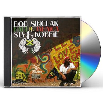 Bob Sinclar JAMAICA CD