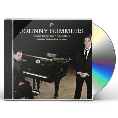 Johnny Summers PIANO SESSIONS 1 CD