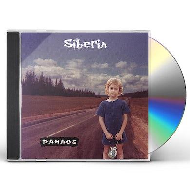 siberia DAMAGE CD