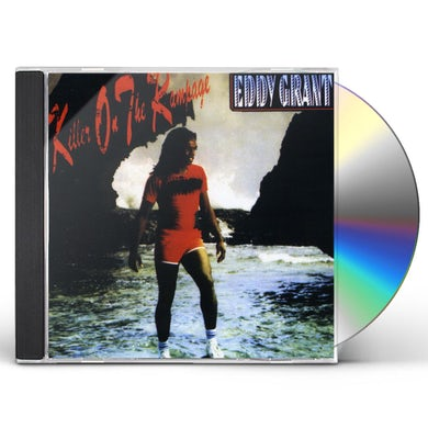 Eddy Grant KILLER ON THE RAMPAGE CD