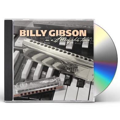 Billy Gibson IN A MEMPHIS TONE CD
