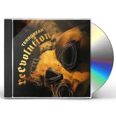 Terrorfakt REEVOLUTION CD
