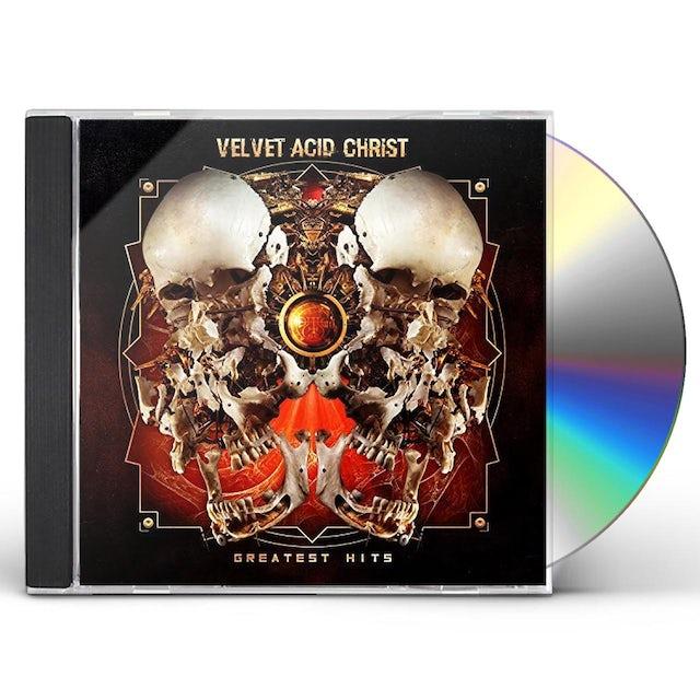 VELVET ACID CHRIST GREATEST HITS CD