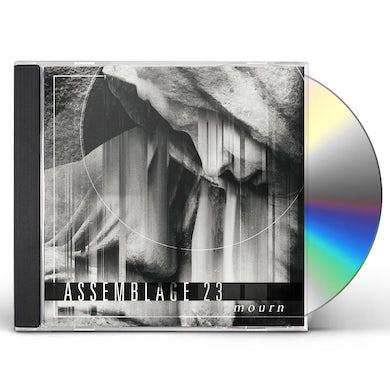 Mourn CD