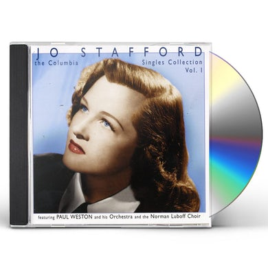 Jo Stafford COLUMBIA SINGLES COLLECTION 1 CD