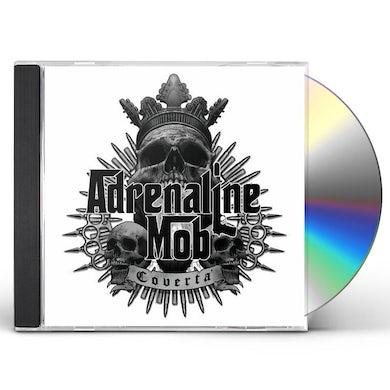 Adrenaline Mob COVERTA CD