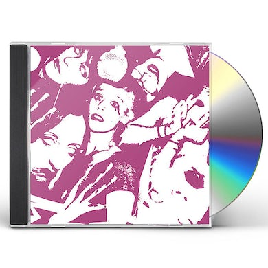 Some Girls ALL OF MY FRIENDS ARE GOING DEATH CD