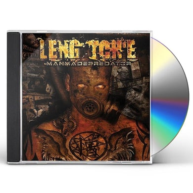 Leng Tch'E MAN MADE PREDATOR CD