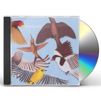 Brokeback LOOKS AT THE BIRD CD