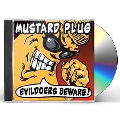 EVILDOERS BEWARE CD