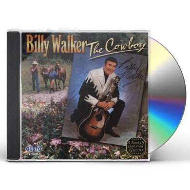 Billy Walker COWBOY CD