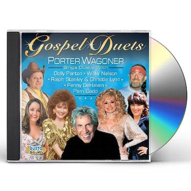 Porter Wagoner GOSPEL DUETS CD