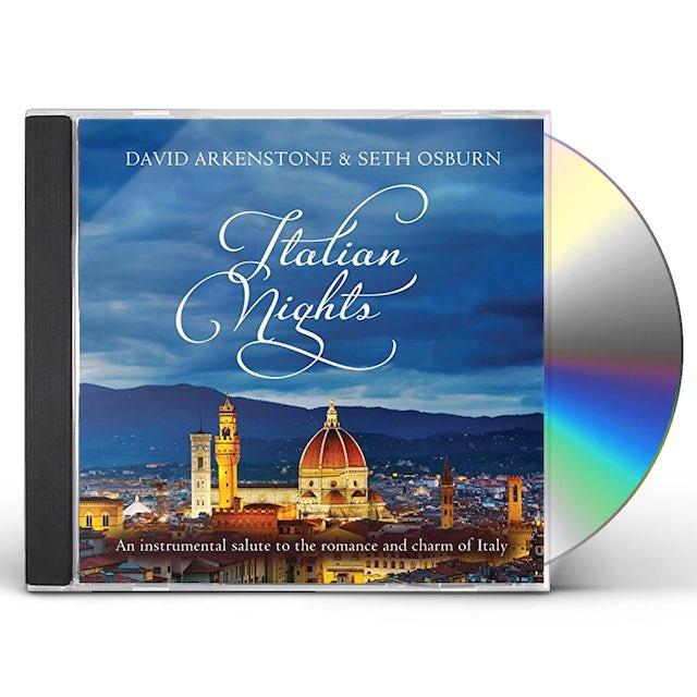 David Arkenstone ITALIAN NIGHTS CD