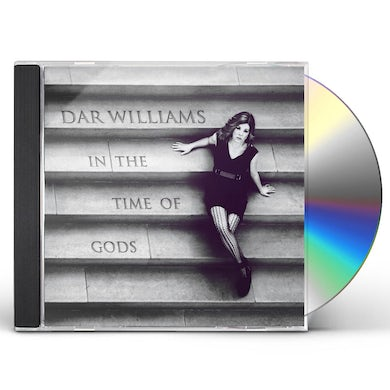 Dar Williams IN THE TIME OF THE GODS CD