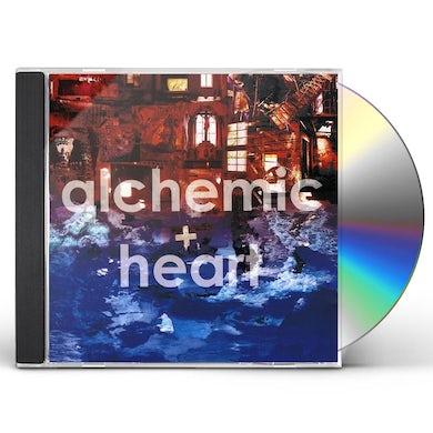 Vampillia ALCHEMIC HEART CD