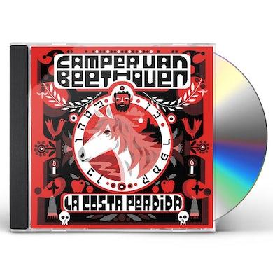 Camper Van Beethoven COSTA PERDIDA CD