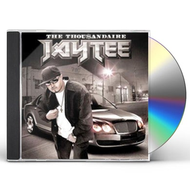 Jay Tee THOUSANDAIRE CD