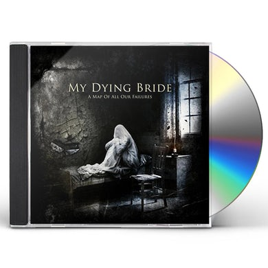 My Dying Bride  MAP OF ALL OUR FAILURES CD