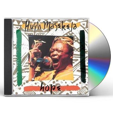 Hugh Masekela HOPE CD