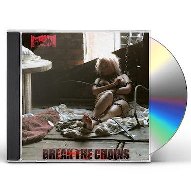 Hydrogyn BREAK THE CHAINS CD