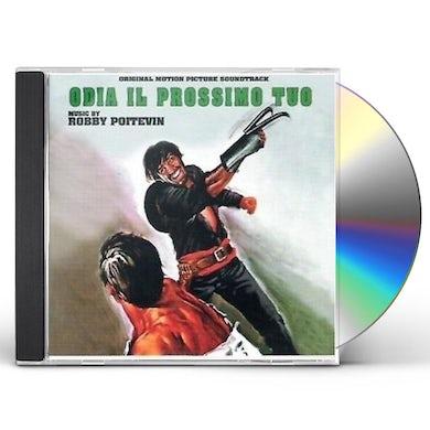 Robby Poitevin ODIA IL PROSSIMO TUO / Original Soundtrack CD