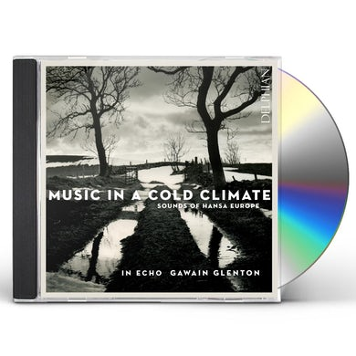 Albert MUSIC IN A COLD CLIMATE / SOUNDS OF HANSA EUROPE CD