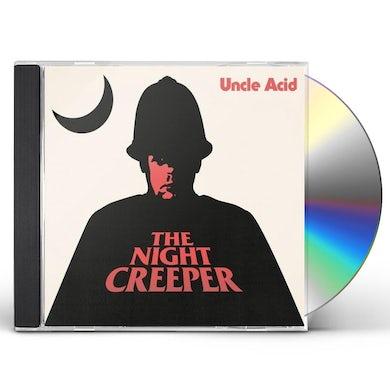 Uncle Acid & The Deadbeats NIGHT CREEPER CD