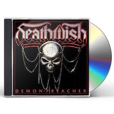 DEATHWISH DEMON PREACHER CD