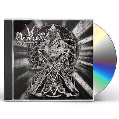 In Aeturnum BLASPHEMY RETURNS CD