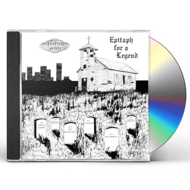 Epitaph For A Legend / Various CD