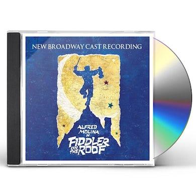 FIDDLER ON THE ROOF / B.C.R. CD