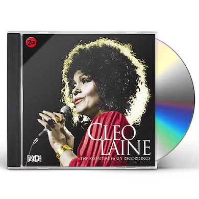 Cleo Laine ESSENTIAL EARLY RECORDINGS CD