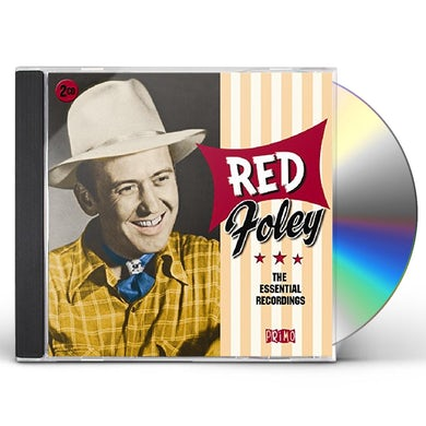 Red Foley ESSENTIAL RECORDINGS CD