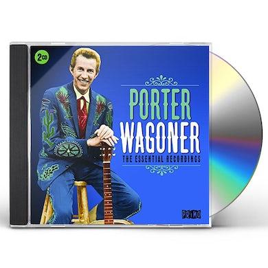 Porter Wagoner ESSENTIAL RECORDINGS CD