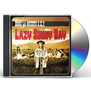 Dome La Muerte E.X.P. LAZY SUNNY DAY CD