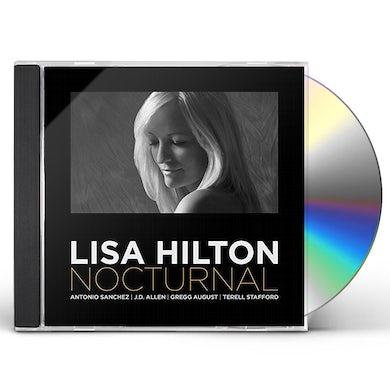 Lisa Hilton NOCTURNAL CD
