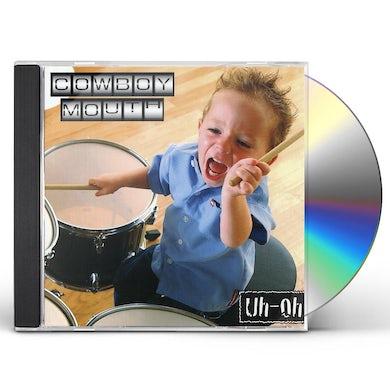 Cowboy Mouth UH OH CD