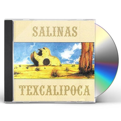 Salinas TEXCALIPOCA CD