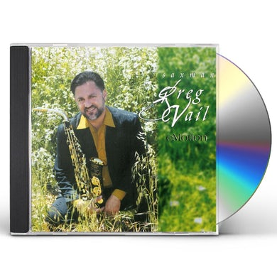 Greg Vail EMOTION CD