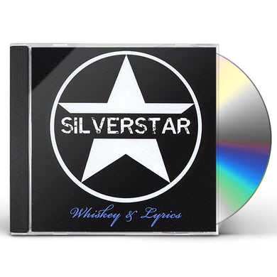 Silverstar WHISKEY & LYRICS CD
