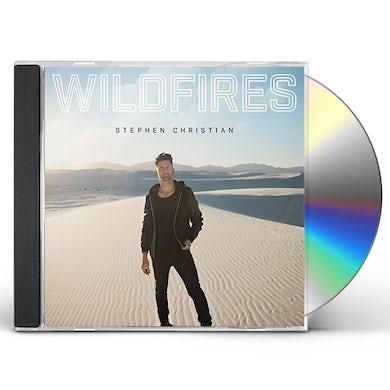 Stephen Christian WILDFIRES CD