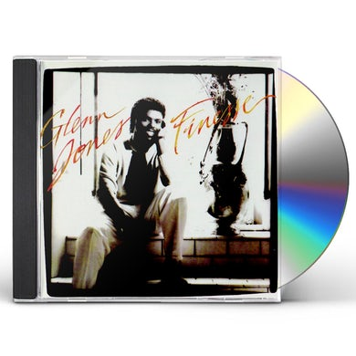Glenn Jones FINESSE CD