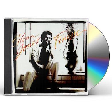 Glenn Jones FINESSE CD