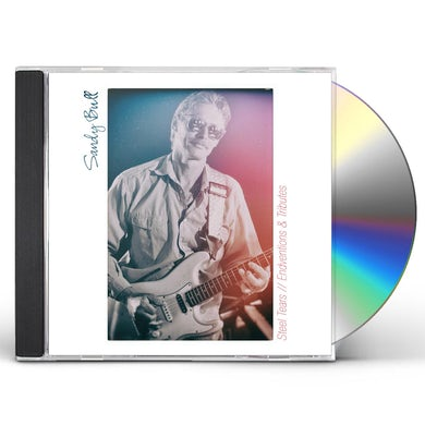 Sandy Bull STEEL TEARS / ENDVENTIONS & TRIBUTES CD