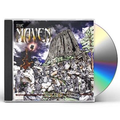 K-Rino MAVEN CD