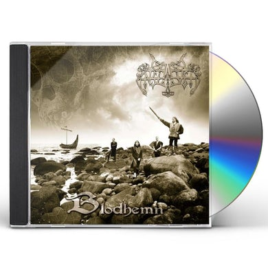 Enslaved BLODHEMN CD