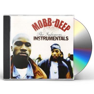 Mobb Deep INFAMOUS INSTRUMENTALS CD