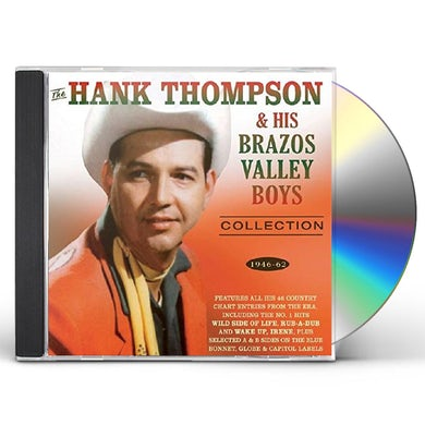 Hank Thompson COLLECTION 1946-62 CD
