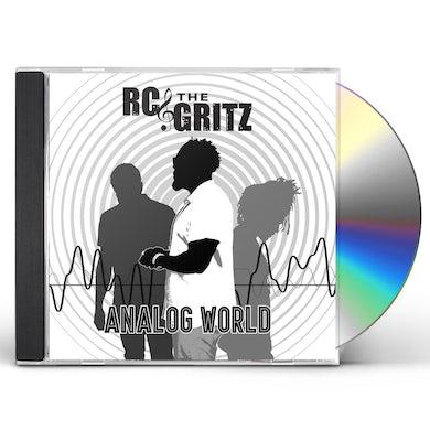 RC & The Gritz ANALOG WORLD CD