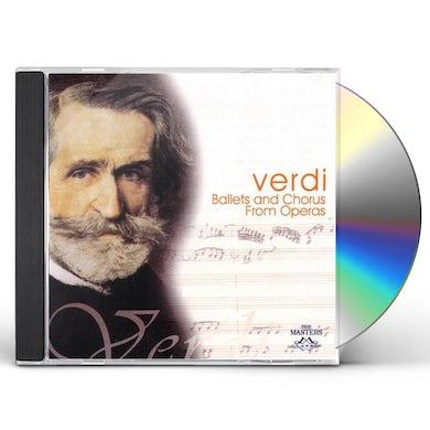 G. Verdi BALLETS & CHORUS FROM OPERAS CD